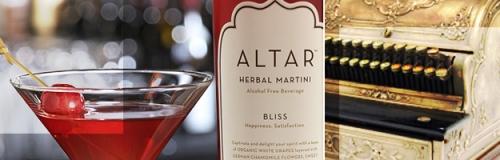 Bliss Herbal Martini